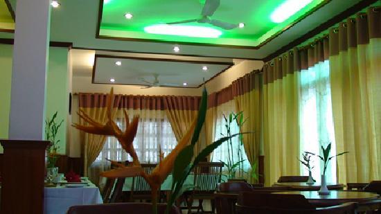 Preah Vihea Hotel : Restaurant