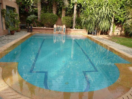 La Setifa Maison d'hotes: la piscine