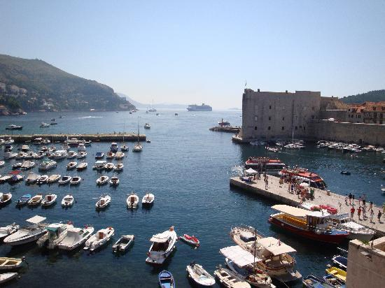 Dubrovnik, Croacia: Harbour