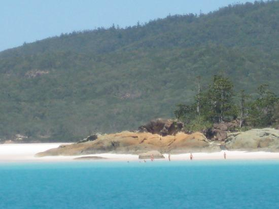 Reefjet: Whitehaven Beach