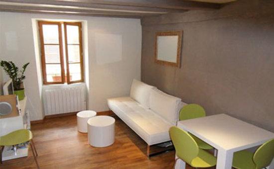 l 39 appart du 5 annecy france voir les tarifs et avis condo tripadvisor. Black Bedroom Furniture Sets. Home Design Ideas