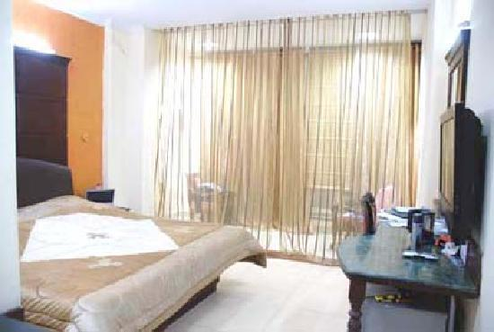 Hotel Raunak International: Delux Room