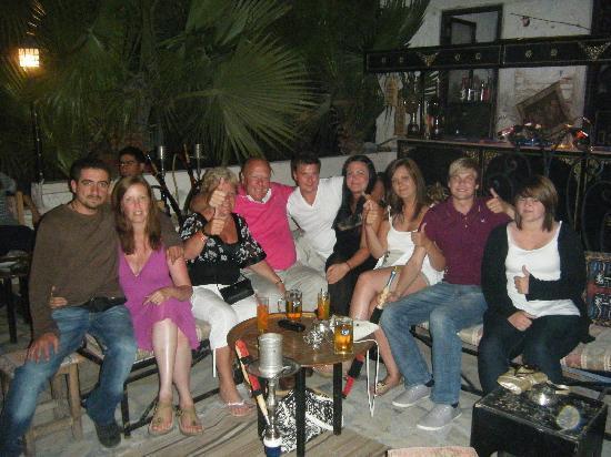 Hotel Mavi Holiday Village : one 3rd of the mavi crew