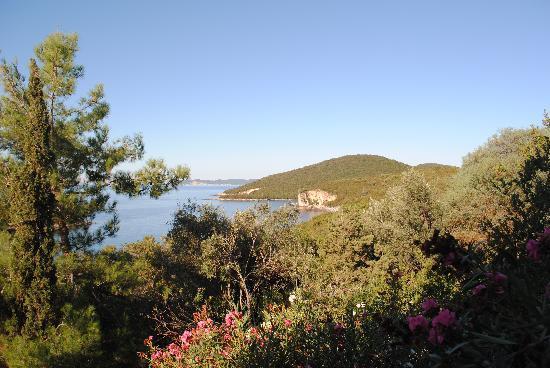 Neilson Retreat Beachclub: Balcony view