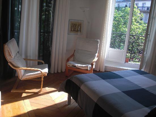 Bed and Breakfast Delareynie : Room # 2