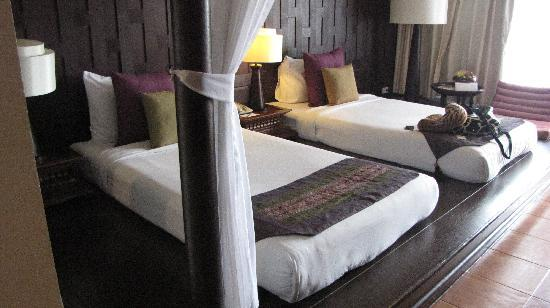 Aquamarine Resort & Villa : Our lovely room