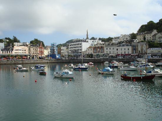 TLH Victoria Hotel: Torquay Harbour