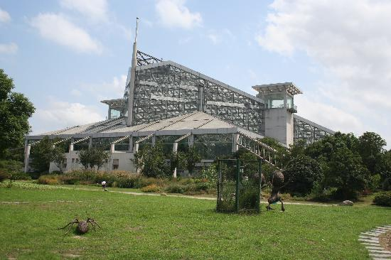 Grand Skylight Garden Hotel: der botanische Garten - direkt hinter dem Hotel