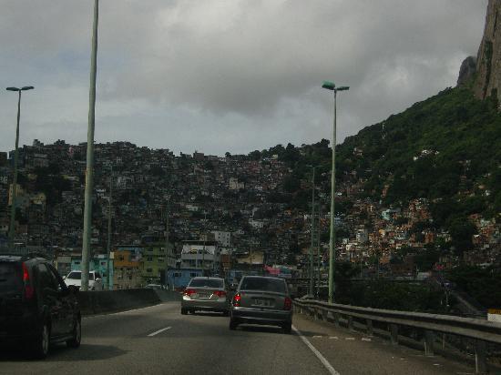 Ρίο ντε Τζανέιρο: Favela