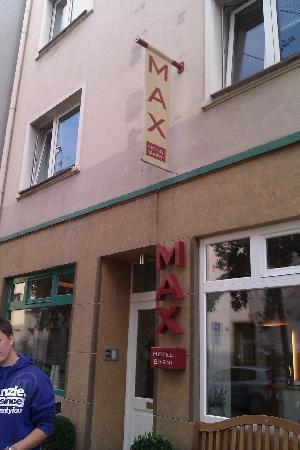 Max Hotel Garni: Hotel Max Garni!