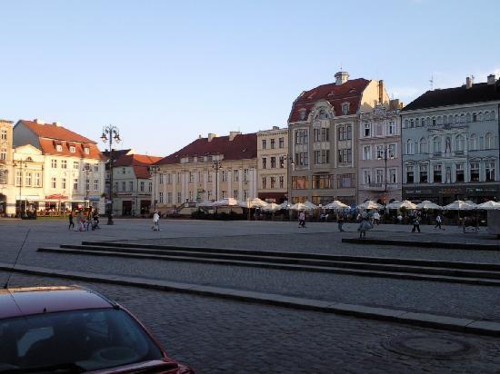 Bydgoszcz, Polska: Stary Rynek