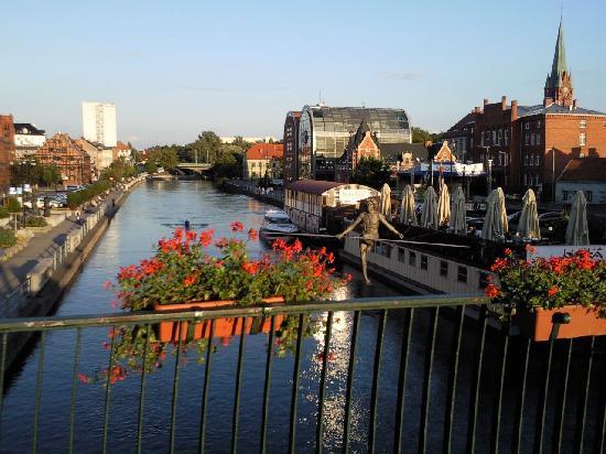 Bydgoszcz Poland  city photo : Bydgoszcz, Poland: Brücke Mostowa