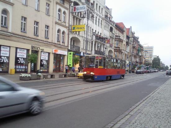 Bydgoszcz, Polonya: Gdanska Strasse