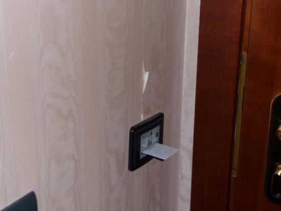 AS Hotel Dei Giovi: ingresso