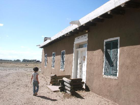 Fort Garland Museum: Adobe Structure