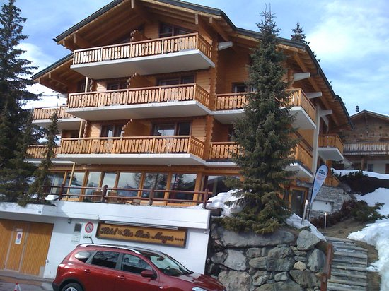 Photo of Hotel Les Rois Mages Verbier