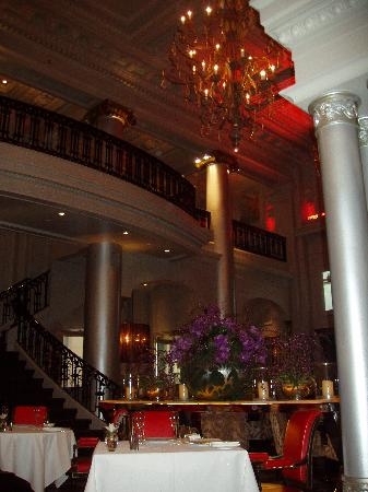 Hotel Le St-James: restaurant