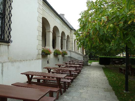 Berchtesgadnerhof: Gastgarten