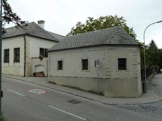 Berchtesgadnerhof: Eingang