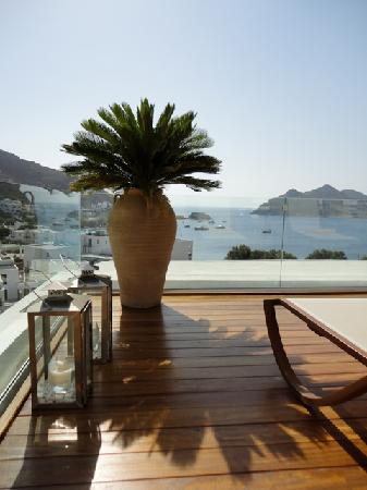 Petra Hotel & Suites: The View