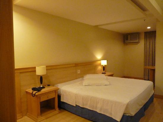 Hotel Mar Palace Copacabana: Hotelzimmer