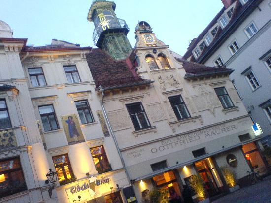 Eckstein : Graz