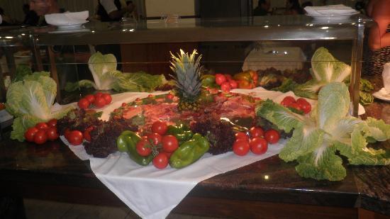 Gran Hotel Las Fuentes: Buffet 1a