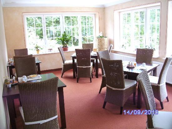 Hotel Villa Bellaria: Frühstücksraum
