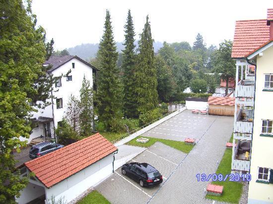 Hotel Villa Bellaria: Noch mal eine schöne Aussicht