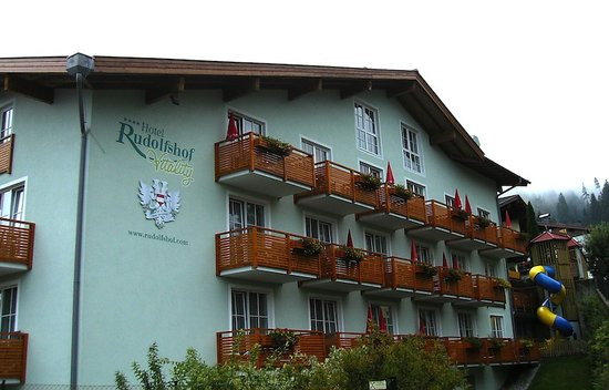 Kinderhotel Rudolfshof Vitality: hotel