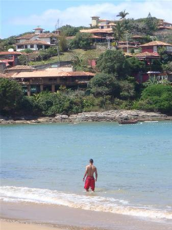Pousada Vila Pitanga: Ferradura beach near Vila Pitanga
