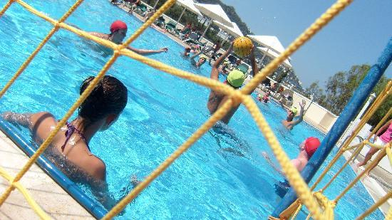 Voyage Turkbuku: Water Polo :)