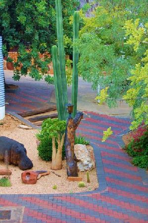 Windhoek, ناميبيا: Tambukti Gästehaus Windhoek