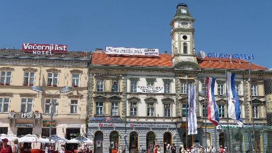 Osijek - Altstadt