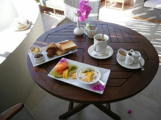 Hotel Jashita: desayuno