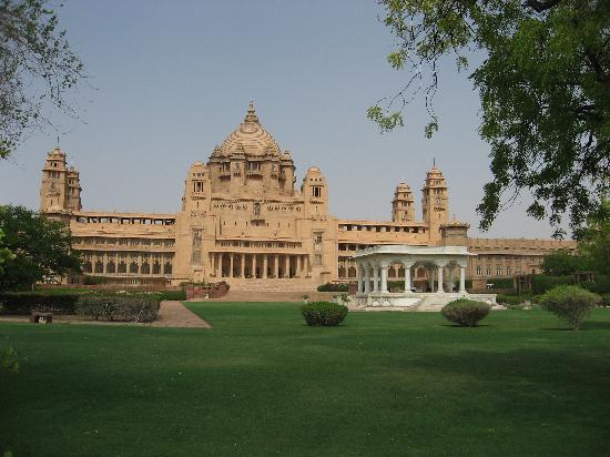 Umaid Bhawan Palace Jodhpur: The beautiful Umaid Bhawan Palace, Jodhpur.  An amazing experience