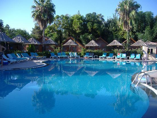 Can Garden Beach Hotel: pool