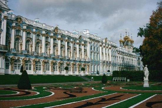 Szentpétervár, Oroszország: Pushkin
