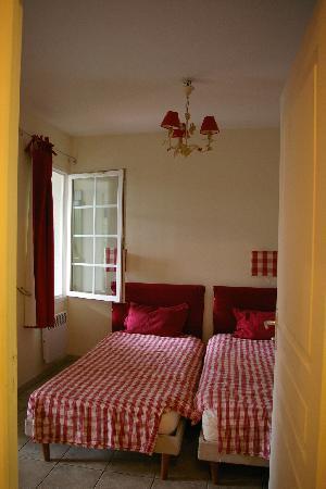 Les Collines Iduki : la chambre
