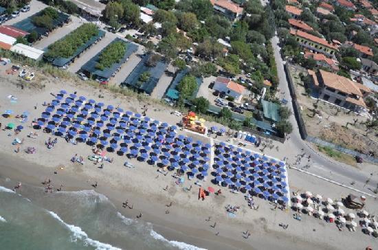 Ascea, إيطاليا: la spiaggia