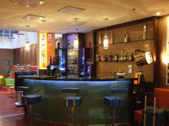 Soho Boutique Hotel: Bar