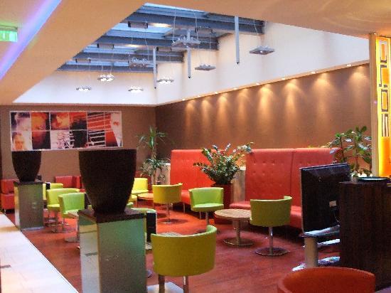 Soho Boutique Hotel: Sitting area.