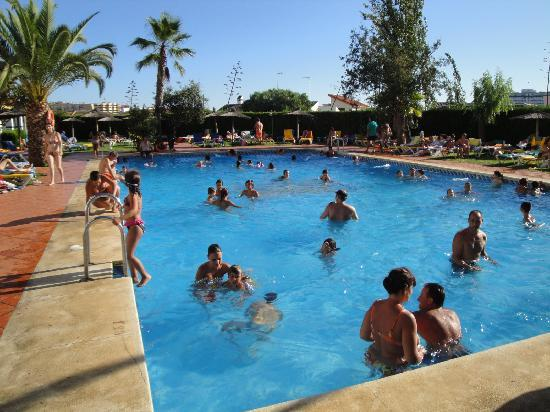 Ohtels Carabela Beach Golf Hotel Piscina Club