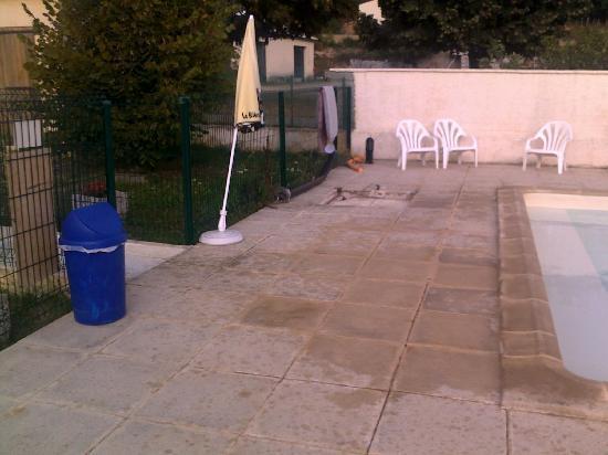 Evisa, França: piscine douche
