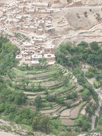 Berber Travel Adventures : Berber village where we had lunch
