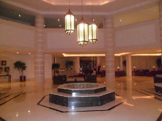 Jaz Sharks Bay: Lobby in hotel