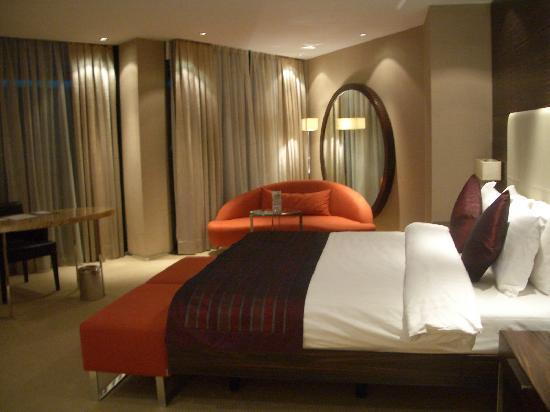 Grand Ankara Hotel Convention Center: Room