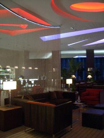 Grand Ankara Hotel Convention Center: Lobby waiting space