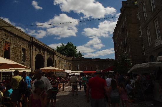 Saint-Malo, Frankrike: Intra muros