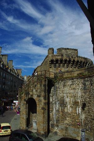 Saint-Malo, Frankrike: Le mura